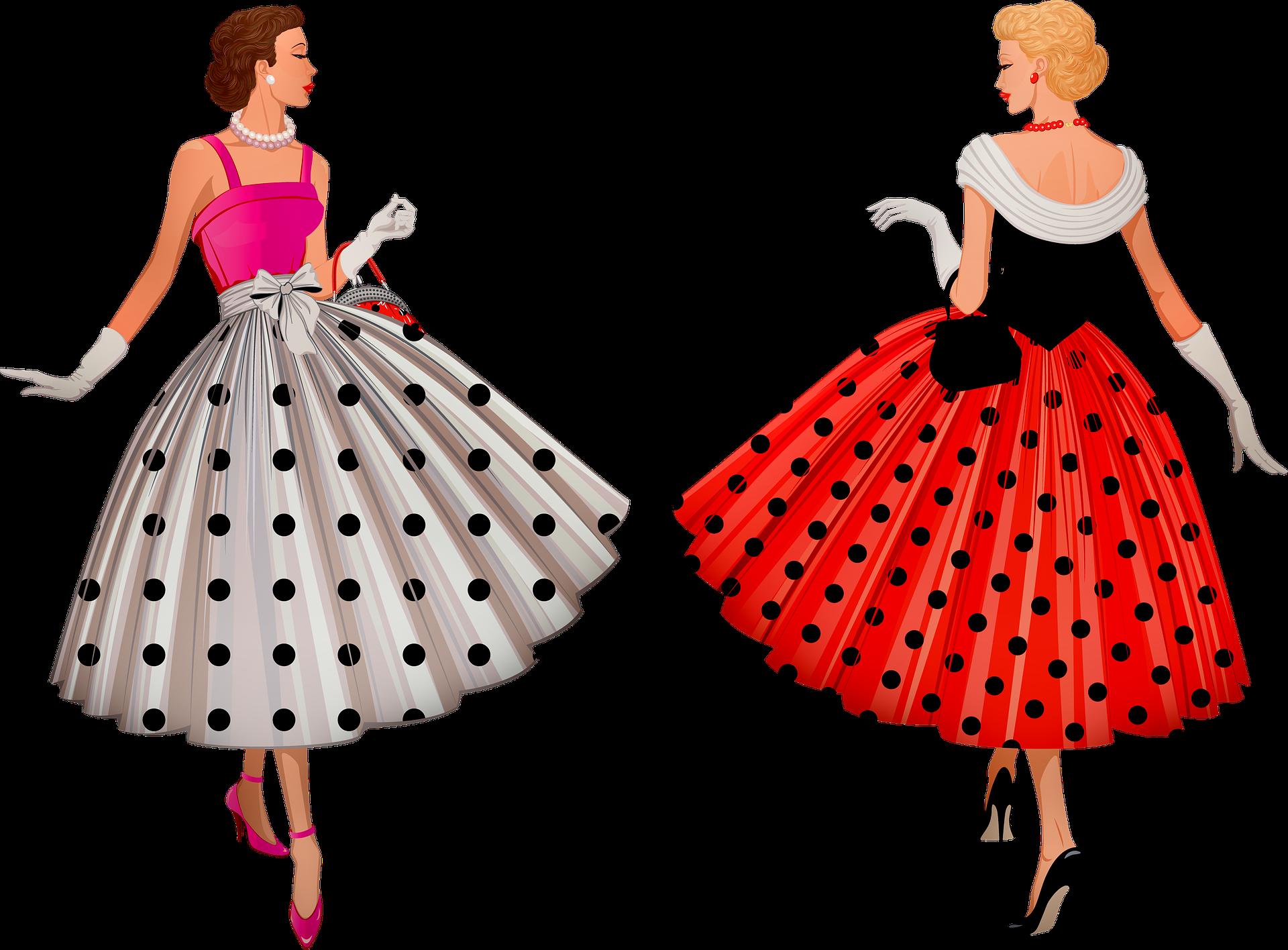 vintage-women-3662306_1920