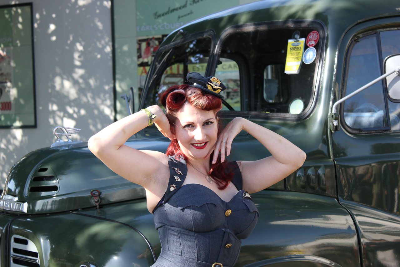 Burlesque Vintage Clothing & Pin-up Glam