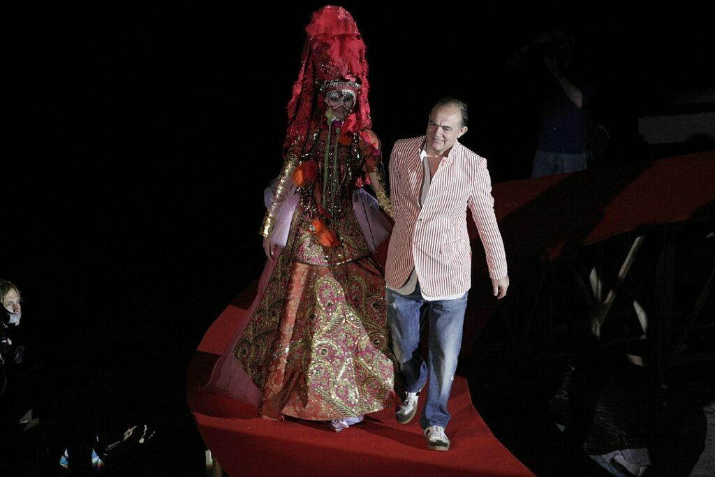 Famous Fashion Designers - Christian Lacrois