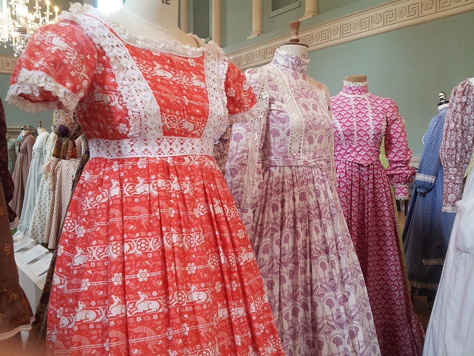 Late 20th Century Fashion Designers - Laura Ashley