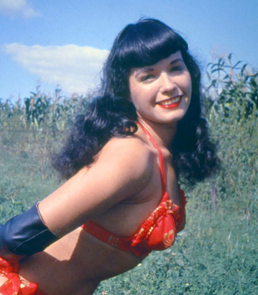 Bettie Pag
