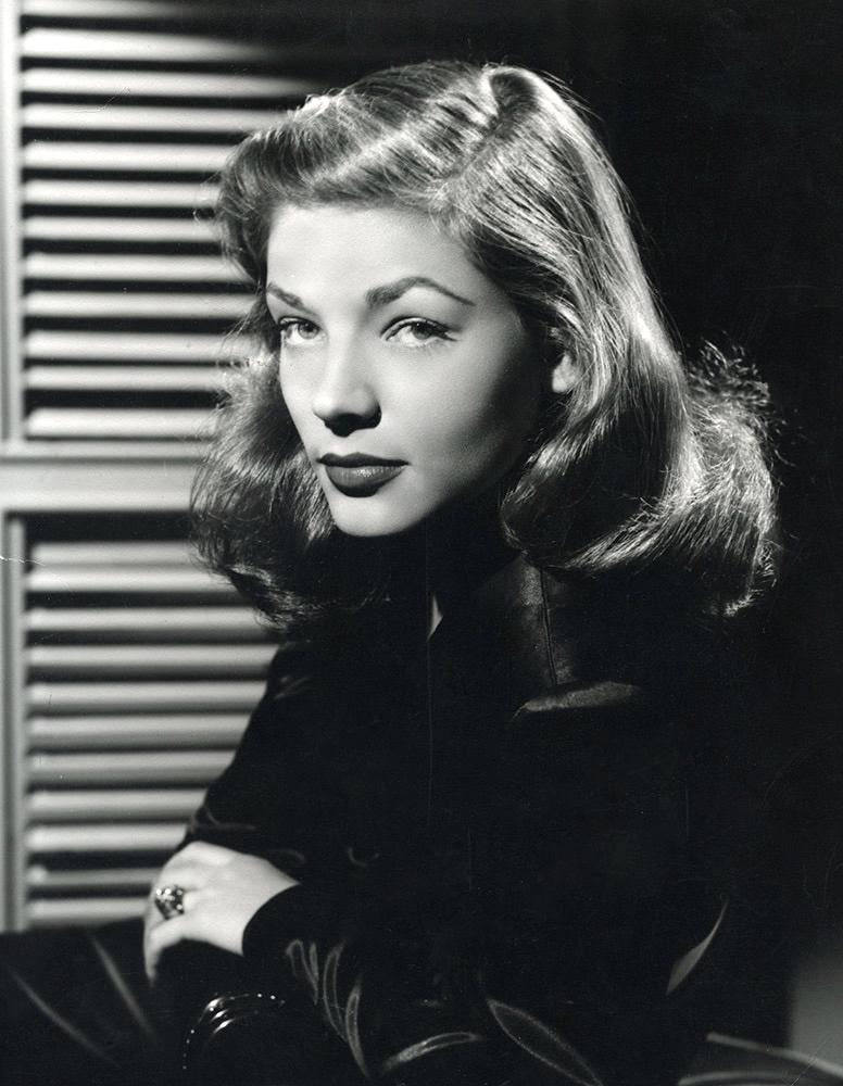 Vintage Dresses - Lauren Bacall