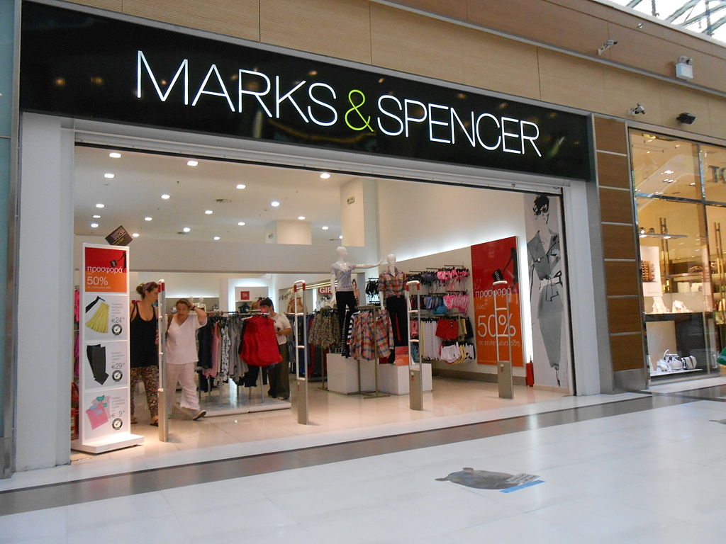 Mass Market Clothing in the 20th Century - Marks and Spencer