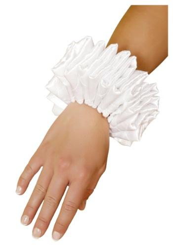 Ruffle Wrist Cuffs