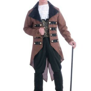 Steampunk Jack Costume for Men