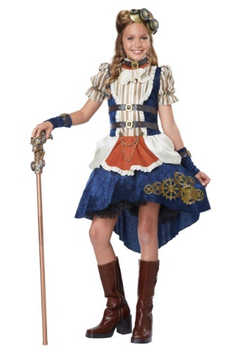 Steampunk Teen Costume for Girls