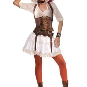 Women's Adult Steampunk Costume