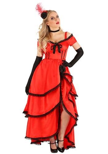 Women's Sassy Showgirl Costume