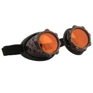 Cyber Steampunk Goggles