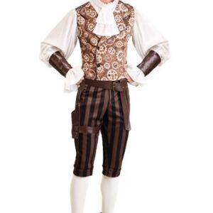 Men's Dapper Steampunk Costume