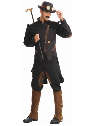 Steampunk Gentleman Costume for Men