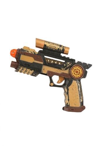 Steampunk Space Gun Accessory