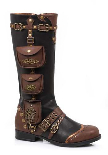 Women's Steampunk Boots