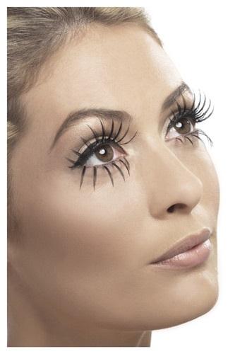 Long Black Eyelashes for Women
