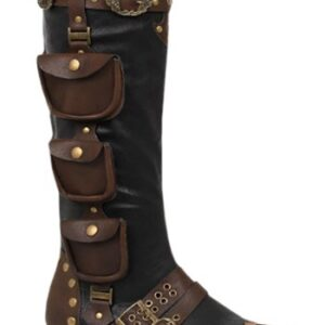 Steampunk Boots for Men